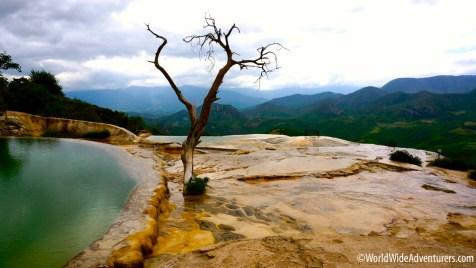 HIERVE EL AGUA - The Petrified Waterfall5