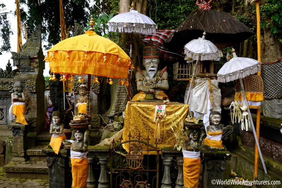 Odalan Ceremony Bali