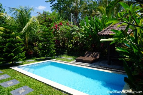 Living in Bali - Finding a Villa to Rent Ubud