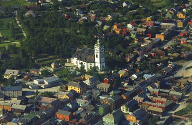 UNESCO World Heritage Site: Roros