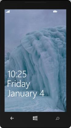Lock Screen Demo 03