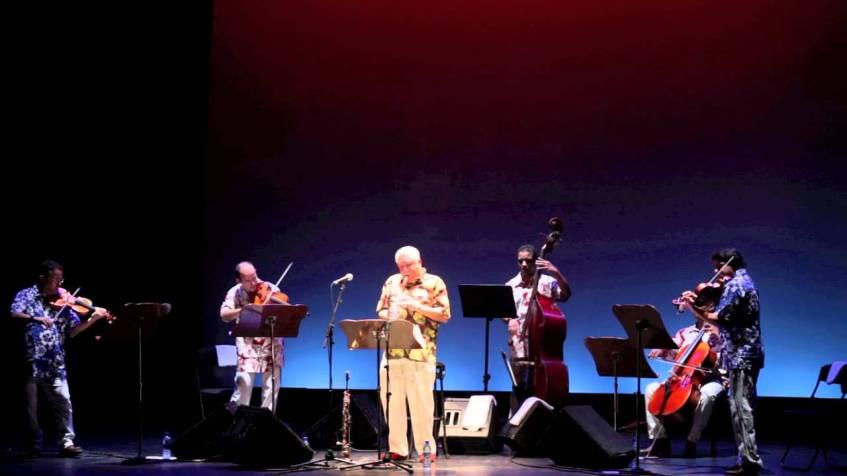 En el Jazz at Lincoln Center, ambos conciertos a las 20:00 horas