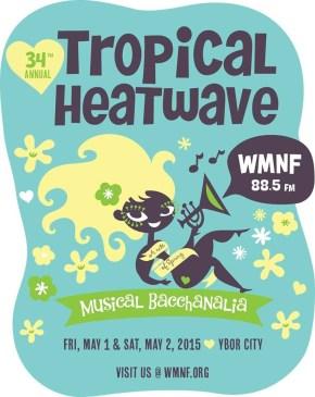 01 de mayo - Palo en el Tropical Heatwave 2015 en Tampa, Florida