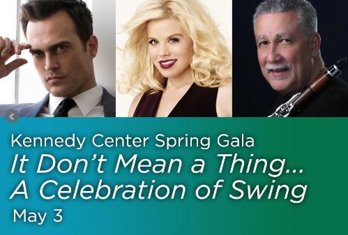 03 de mayo - Paquito D'Rivera en el Kennedy Center Spring Gala en Washington, DC
