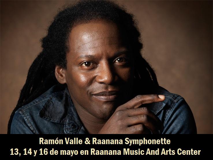 13-16 de mayo - Ramón Valle en el Raanana Music And Arts Center de Raanana