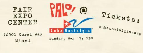 17 de mayo - Palo en el Miami Dade Fair and Expo Center de Miami, Florida