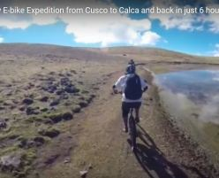 E-Bike Touring For Sacred Valley of the Incas, Peru