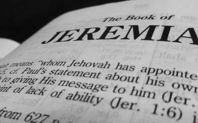 The Book of Jeremiah: Application To Our Context
