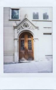 Title: Door, Name: Atilla Suerguen, Fujifilm instax mini 7s