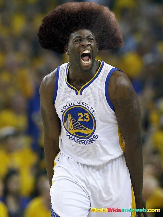 2017 NBA Finals Afro Edition GALLERY WorldWideInterweb