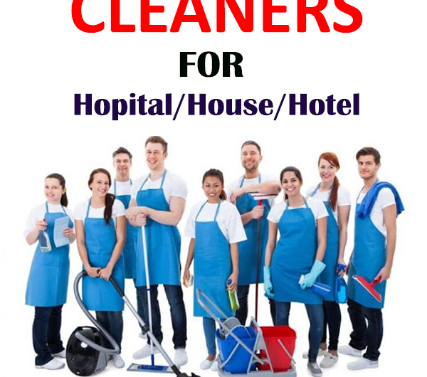 Cleaner jobs in Dubai Apply Now