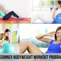 Beginner Bodyweight Workout Program