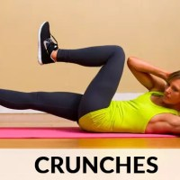 Types of Crunches and Their Benefits