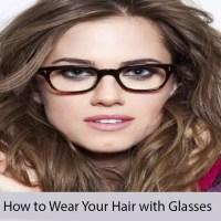 如何穿你的眼镜配发