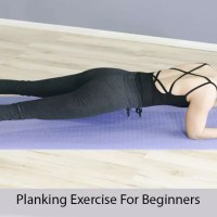 Planking Exercise For Beginners