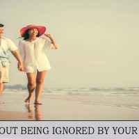 Cites sobre ser ignorat pel seu nòvio