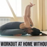 Shoulder Workout At Home Without Weights