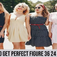 How To Get Perfect Figure 36 24 36
