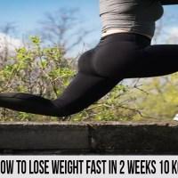 Как да отслабнете бързо В 2 седмици 10 килограма