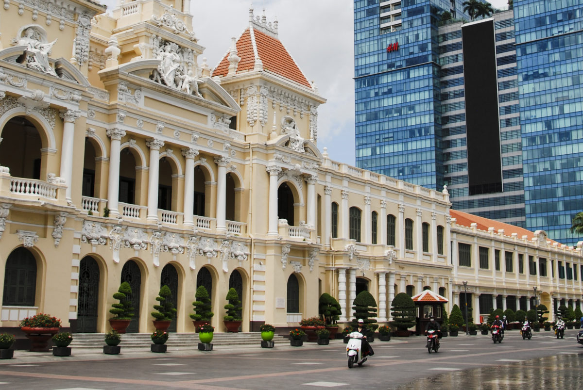 Vietnam: Ho Chi Minh City – Worldwide Panda