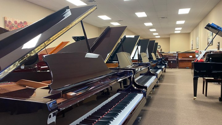 online piano appointments to the piano store.