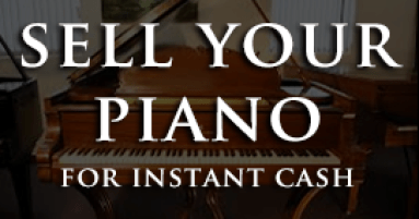 Sell your piano for cash logo