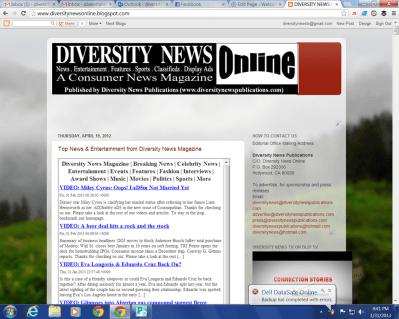 Diversity News Online