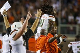 The Perfect Storm, Miami Hurricanes win over FSU is swagger form