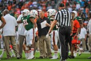 """The Perfect Storm, Miami Hurricanes remain unbeaten, thank God for the """"turnover chain"""""""