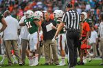 "The Perfect Storm, Miami Hurricanes remain unbeaten, thank God for the ""turnover chain"""