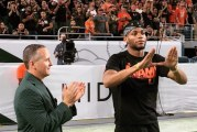 The Perfect Storm, Hurricanes men's basketball have begun and they are 2-0