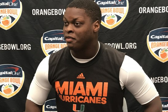 The Perfect Storm, Miami Hurricanes or Wisconsin Badgers can't afford a loss in the Capital One Orange Bowl