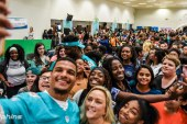 The Dolphins make me cry, Miami's rookies honor students and speak on character development