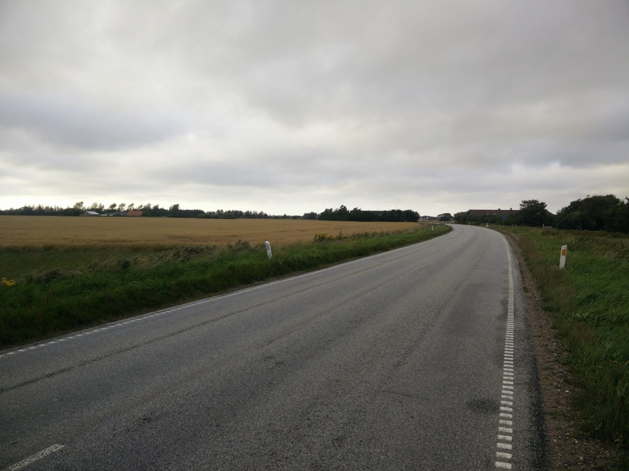 hitchhike open road