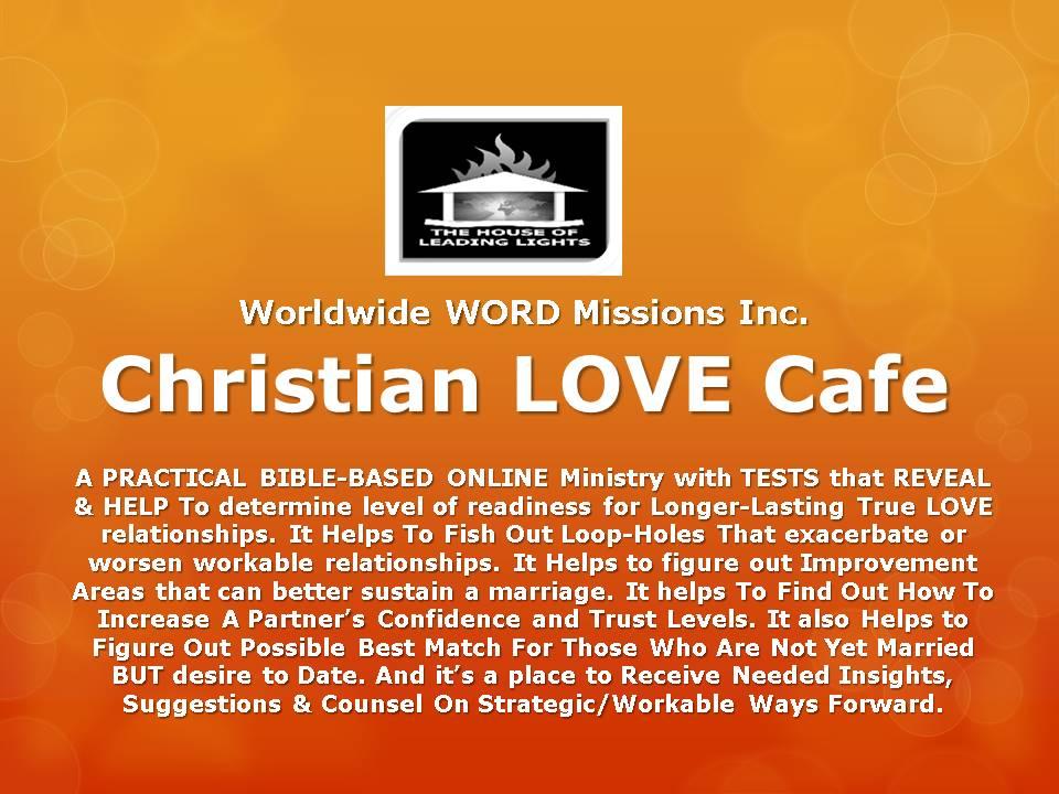 Christian Love Café Logo