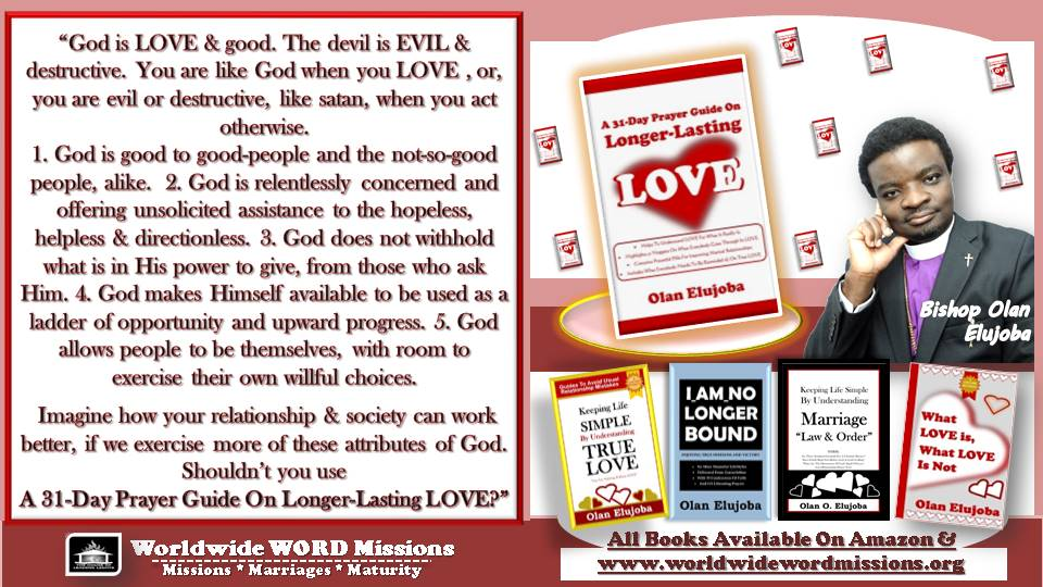a 31-day prayer guide on longer lasting love ad message