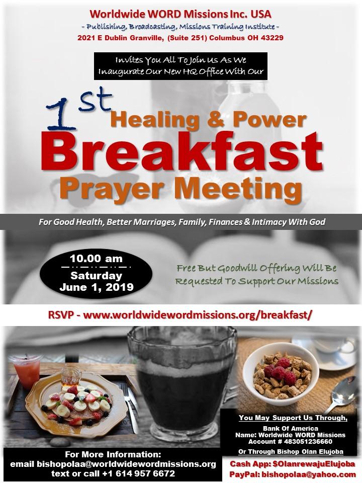 1st Breakfast Meeting 3