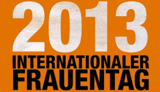 Frauentag 2013
