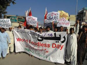 Pakistan World Food Day