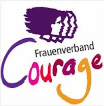Courage Logo bunt