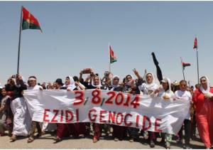 Jahrestag Genozid Yesidinnen