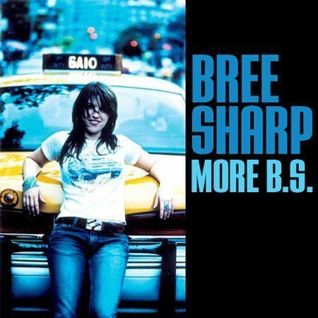 Bree Sharp More BS CD Cover