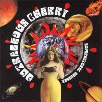 Outragous Cherry CD Cover