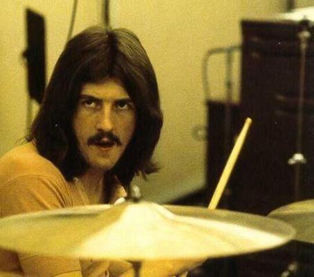 John Bonham At the Kit
