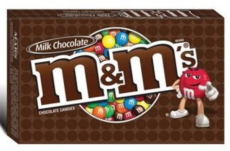 Giant M and Ms