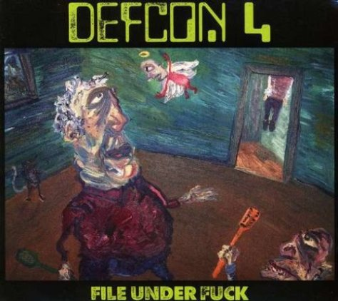 Defcon4 CDCover for James Powers