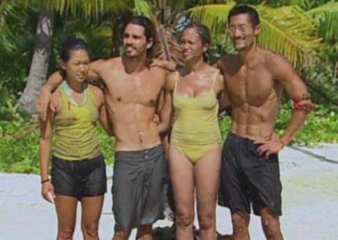 Survivor Season 13 Final 4