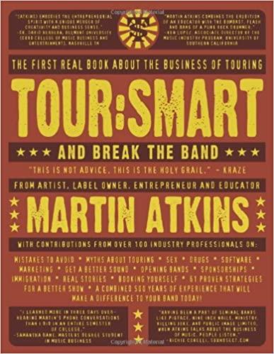 tour smart book