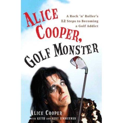 Golf Monster Book Cover