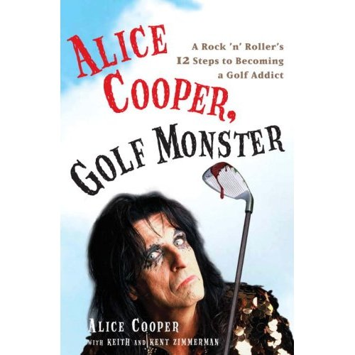 Golf Monster Book Cover